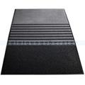 Schmutzfangmatte Miltex Eazycare Zone schwarz-grau 90x150 cm