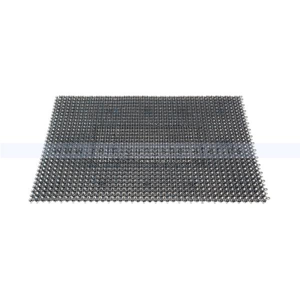 Schmutzfangmatte Miltex Step In hellgrau 57 x 86 cm Schmutzfangmatte 13043