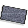Schmutzfangmatte Nölle blau meliert 60 x 90 cm