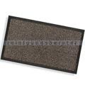 Schmutzfangmatte Nölle braun meliert 60 x 90 cm