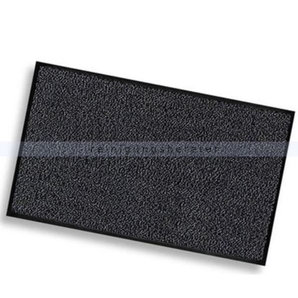 Schmutzfangmatte Nölle schwarz meliert 60 x 90 cm