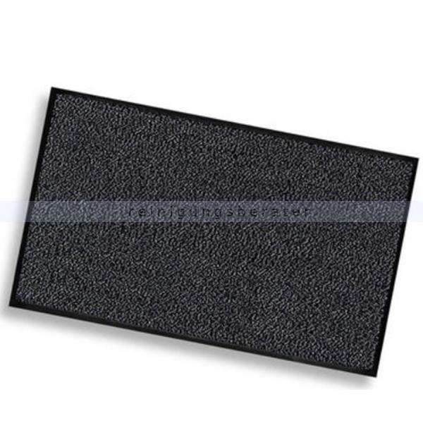 Super Schmutzfangmatte Nölle schwarz meliert 90 x 150 cm FN15