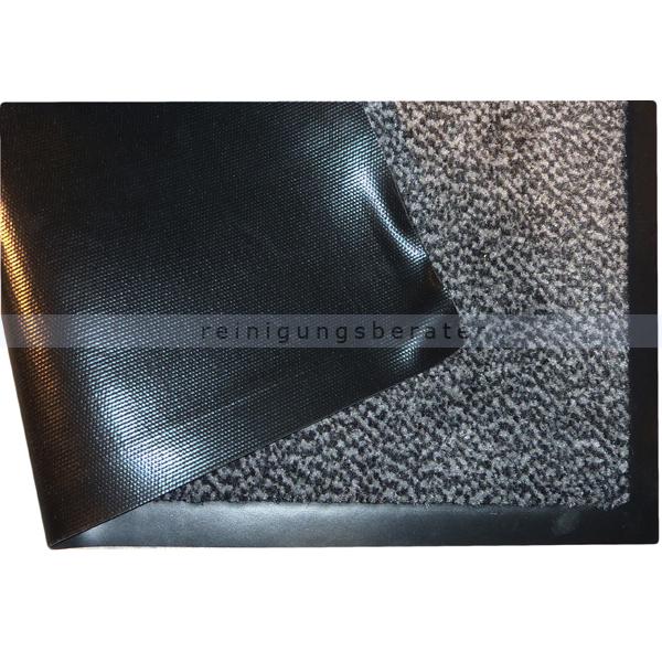 schmutzfangmatte n lle schwarz meliert 90 x 150 cm. Black Bedroom Furniture Sets. Home Design Ideas