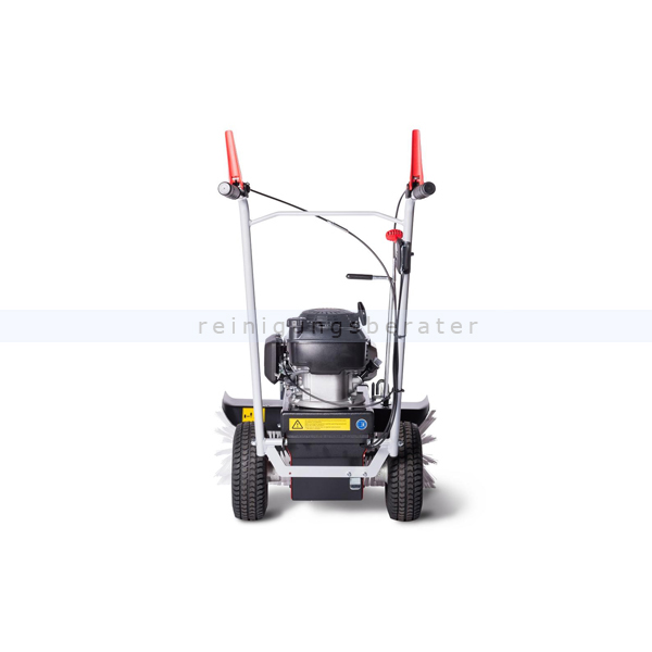 4F Kehrmaschine Limpar Akku 25 Elektromotor mit Winterkehrb/ürstensatz