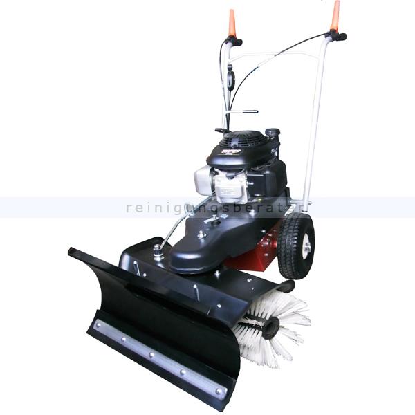 haaga 870 motor kehrmaschine schneer umer mit schneeschild. Black Bedroom Furniture Sets. Home Design Ideas