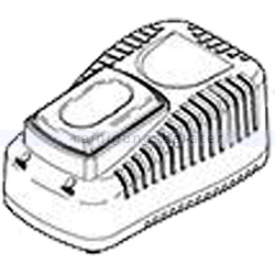Schnellladegerät Einscheibenmaschine Cleanfix