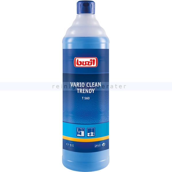 Schonreiniger Buzil T560 Vario-Clean Trendy 1 L neutraler Schonreiniger T560-0001R1