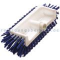 Schrubber Haug Eckenschrubber 32 cm, PBT mittelhart blau