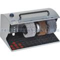 Schuhputzmaschine WESTI 3100 Exclusiv, silbermetallic