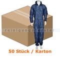 Schutzanzug Abena Schutz-Einweg-Overall blau L/XL Karton