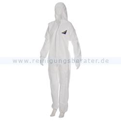 Schutzanzug Ampri Med Comfort Safe Protect 1 Overall weiß L