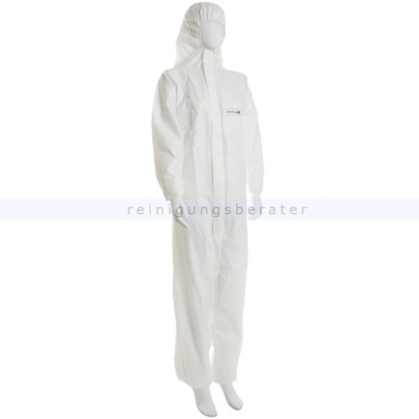 PROTEC COMFORT weiß//weiß Gr XL Arbeitsschutz Einweg Overall
