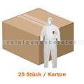 Schutzanzug Kimberly Clark Kleenguard A40, weiß Gr. XL