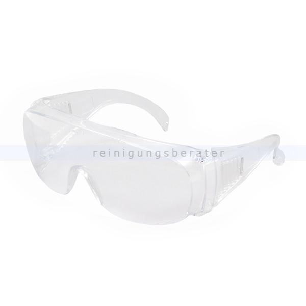 Ampri PURO Arbeitsschutzbrille Schutzbrille mit seitlichem Schutz, aus leichtem Material 8150