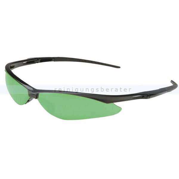 Schutzbrille Kimberly Clark JACKSON SAFETY V30 NEMESIS Grün IR UV 3.0 Schweißerschutzsichtscheiben, beschlagfrei 25692