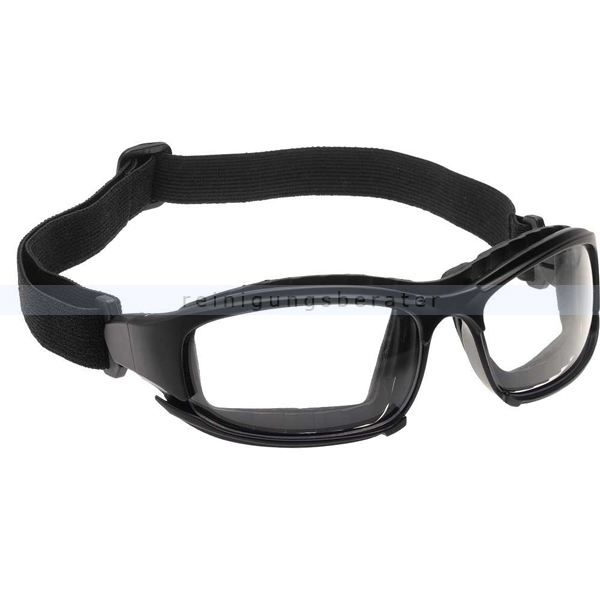 Schutzbrille Kimberly Clark JACKSON SAFETY V50 CALICO Transparent, Beschlagfrei 25672