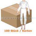 Schutzkittel Ampri, Besuchermantel 140x150 cm weiß Karton