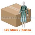Schutzkittel Ampri Med Comfort dunkelgrün medium L/XL