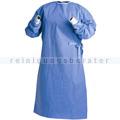 Schutzkittel Face Guard Schutzkittel EN 14126 PE blau L