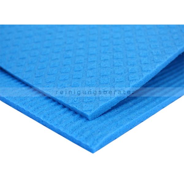 Schwammtuch, Abtropfunterlage Meiko feucht 38x63 cm als Abtropfunterlage und Schankauflage für Tresen geeignet 350369