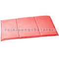 Schwammtuch Mega Clean Mikrofaser 17 x 23 cm rosa