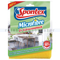 Schwammtuch Spontex Microfibre Schwammtuch 2er Pack