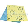 Schwammtuch Vileda Wettex Soft gelb 10 er Pack 25 x 36 cm