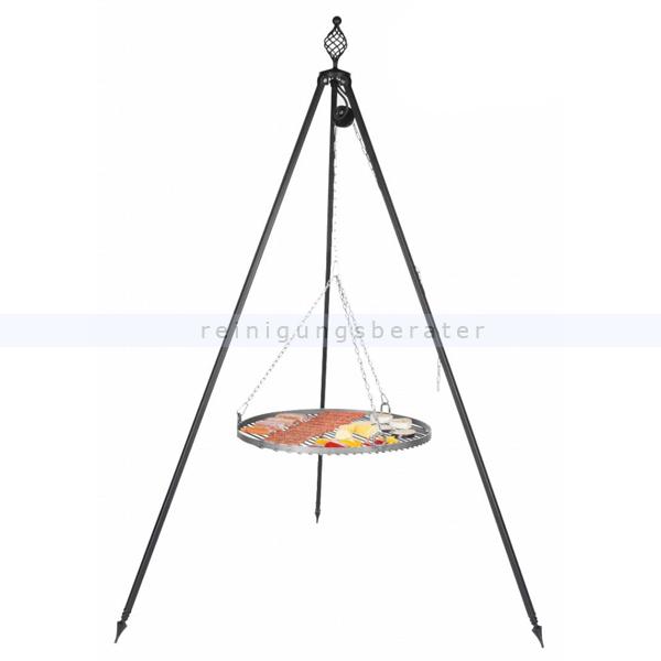 farmcook schwenkgrill ohne feuerschale rohstahl 80cm e00393. Black Bedroom Furniture Sets. Home Design Ideas