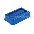 Schwingdeckel Rubbermaid blau für Slim Jim 60 und 87 L