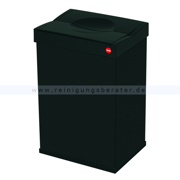 m lleimer hailo big box schwarz 40 l. Black Bedroom Furniture Sets. Home Design Ideas