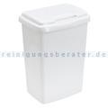 Schwingdeckeleimer Top-fix 50 L weiß