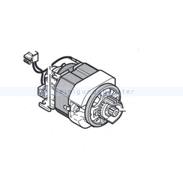Sebo Bürstenmotor für Sebo 375 TM
