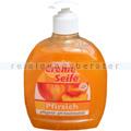 Seife EPISAN Cremeseife flüssig Aprikose 500 ml