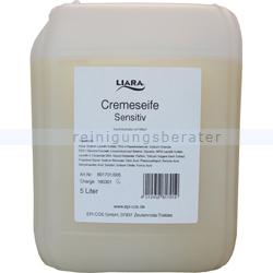 Seife LIARA Cremeseife Flüssigseife Sensitiv 5 L
