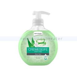 Seife Soft & Gentle Cremeseife Aloe Vera 500 ml