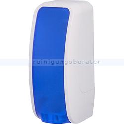 Seifenschaumspender JM Metzger Cosmos weiß-blau