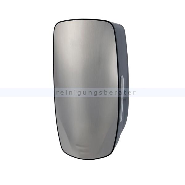 Seifenschaumspender Push Deckel Edelstahl/Kunststoff 900 ml