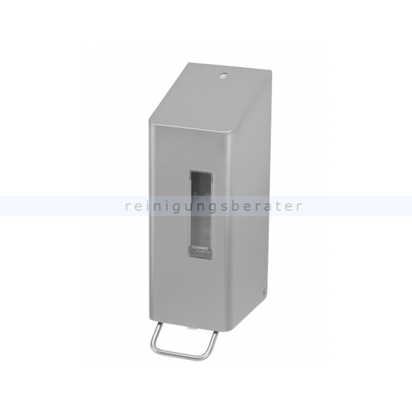 Seifenschaumspender SanTRAL mit Druckhebel 0,6 L