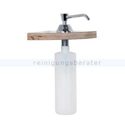 Seifenspender All Care 480 ml für den Waschtischeinbau