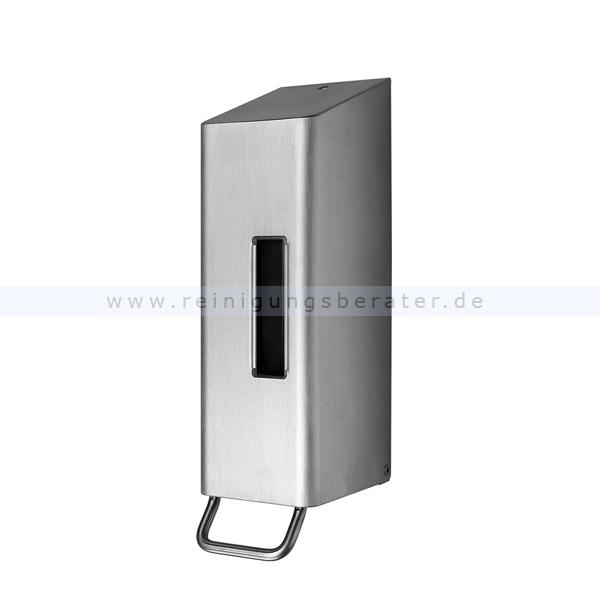 seifenspender dan dryer nsu11e edelstahl geb rstet 1 2 l. Black Bedroom Furniture Sets. Home Design Ideas