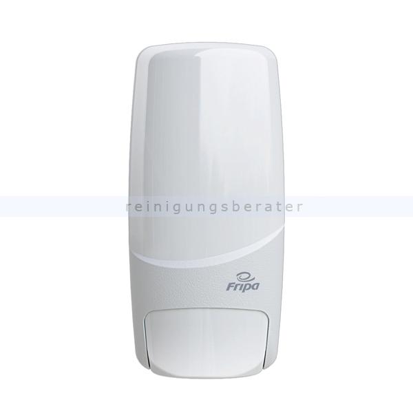 Seifenspender Fripa Kunststoff weiß 1 L
