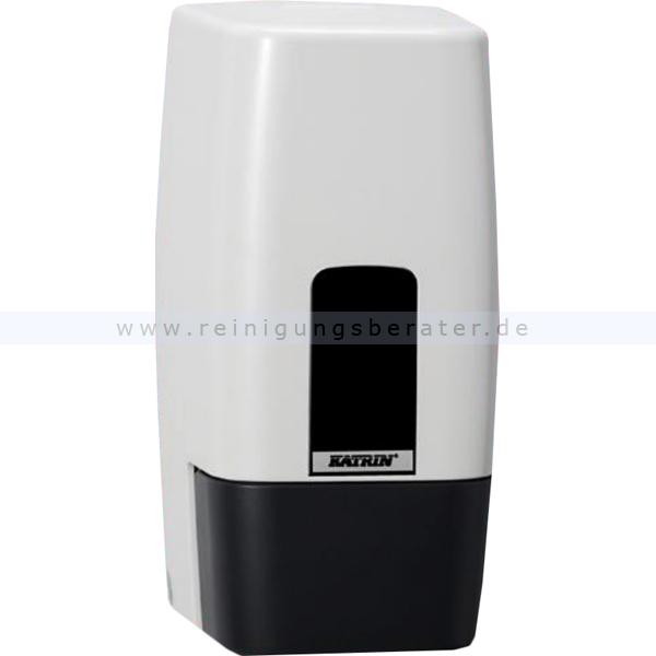 seifenspender katrin seifenspender kunststoff grau 500 ml. Black Bedroom Furniture Sets. Home Design Ideas