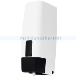 Seifenspender Kunststoff weiß 1 L
