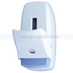 Seifenspender Orgavente BASICA für Flüssigseife ABS weiß