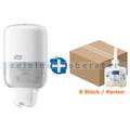 Seifenspender Set Tork Mini Spender weiß und 8 x 457ml Seife