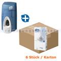 Seifenspender Set Tork Schaumseifenspender und 6x800ml Seife