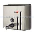 Seifenspender Simex Inox Edelstahl satiniert 1,2 L