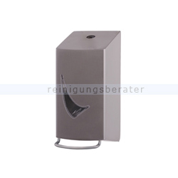 Seifenspender Sprühspender Edelstahl Anti-Fingerprint 400 ml
