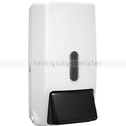 Seifenspender Steiner 110 RB Kunststoff weiß 0,75 L