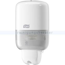 Seifenspender Tork Mini Spender für Flüssigseife weiß 475 ml